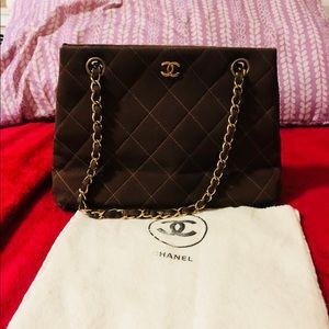 22da9b82a4 Authentic LV Vernis Alma GM Amarante Authentic Chanel Brown Cloth  Shoulder Hand bag ...